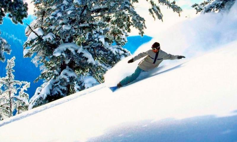 5 лучших горнолыжных курортов России