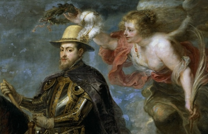 Пугающее милосердие, пьяные младенцы и обрюзгшие боги: Провокационные античные сюжеты на полотнах великого Рубенса