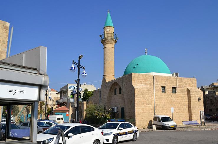 Мечеть Синан Паша