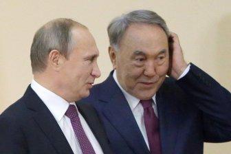 Владимир Путин должен взять пример с Нурсултана Назарбаева