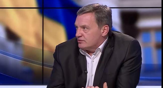 Киев попытался угрожать Росс…