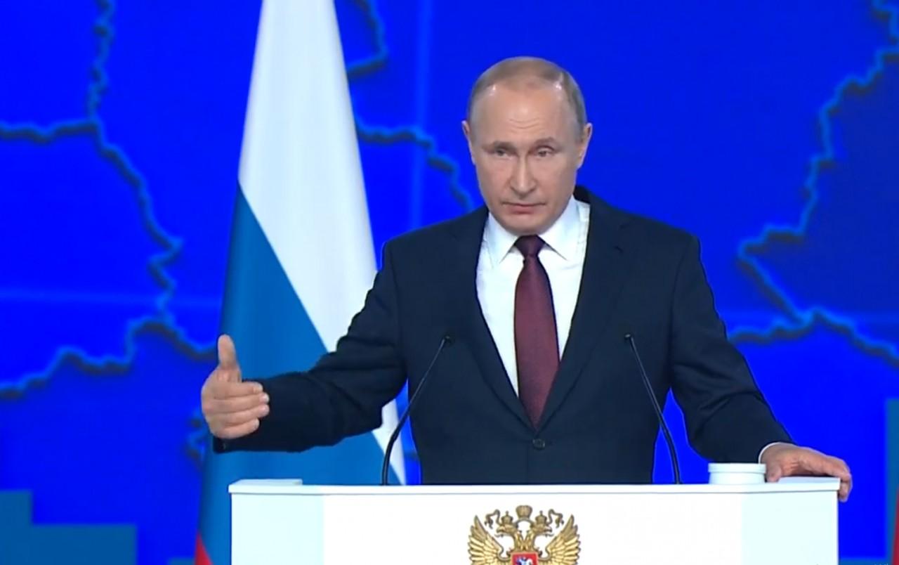 «Нужно было действовать по-честному»: Путин высказался о выходе США из ДРСМД