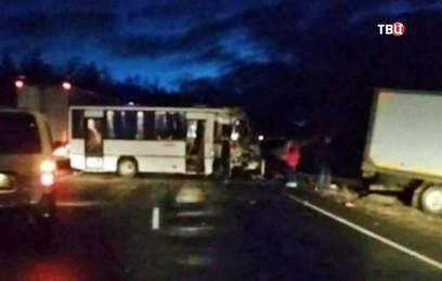 В Забайкалье возбуждено дело после крупного ДТП с автобусом и грузовиком