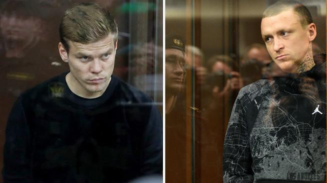 Не обошлось! «Два месяца под стражей»: суд вынес постановление об аресте Кокорина и Мамаева до декабря