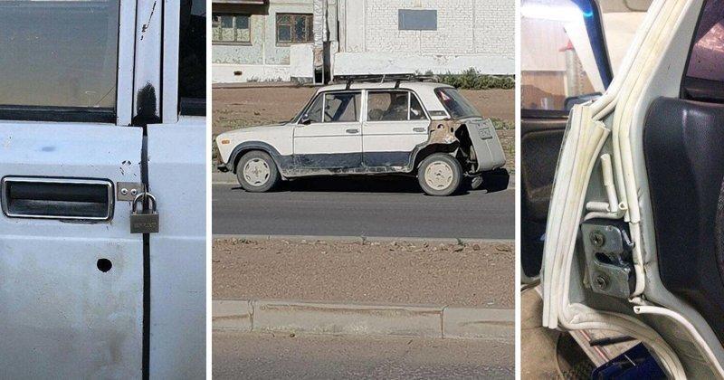 Дешево и не жалко! Поймут те, кто еще передвигается на российских автомобилях
