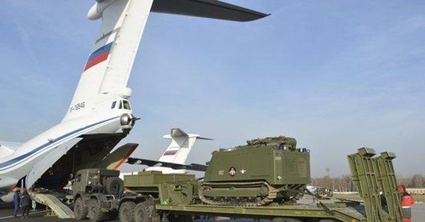 Российские военные в Сирии впервые использовали боевых роботов на поле боя