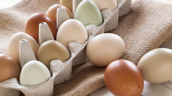 Куриные яйца и «плохой» холе…
