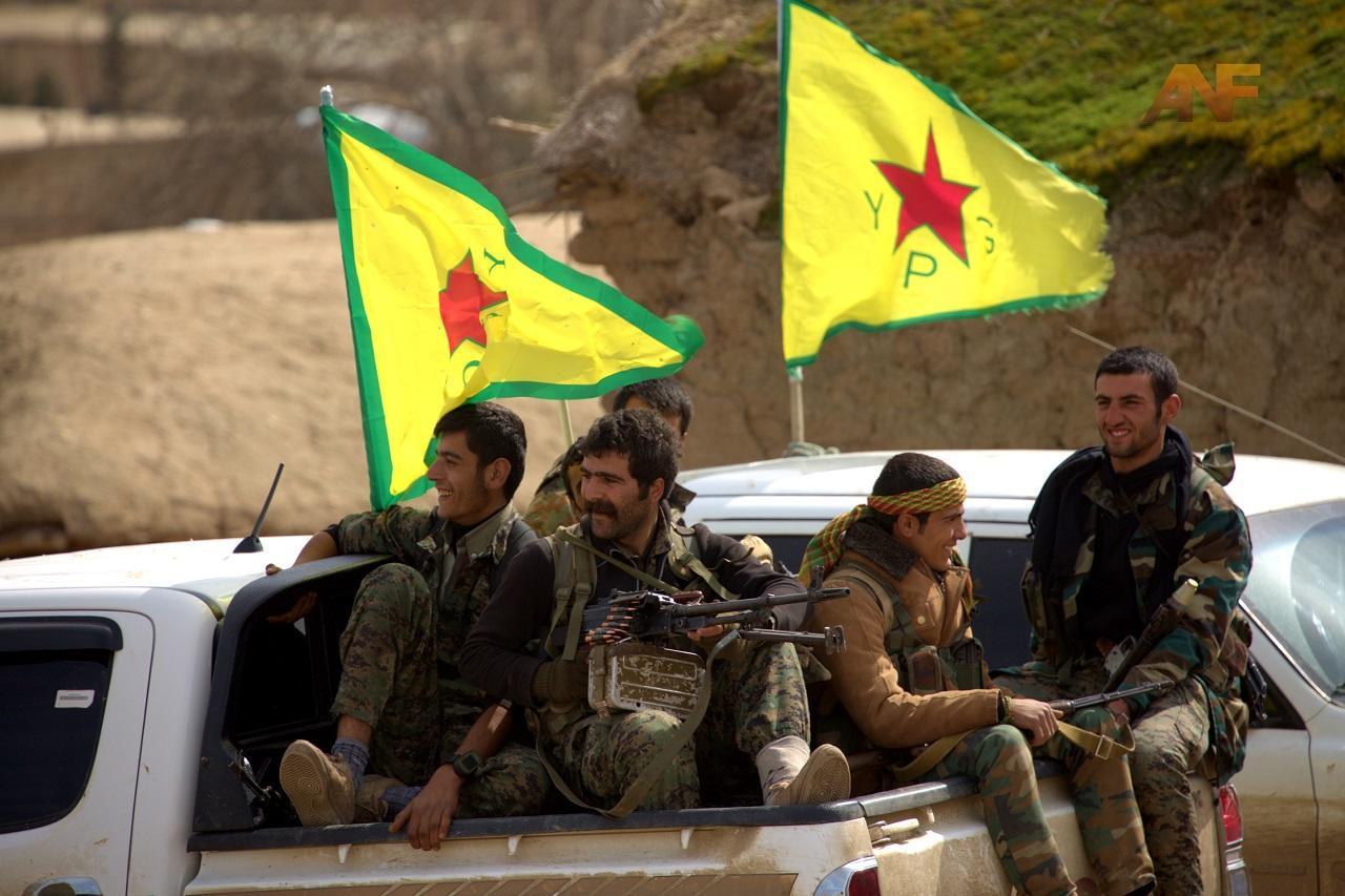 ИГИЛ на службе Курдистана: раскрыт американский план по разделу Сирии