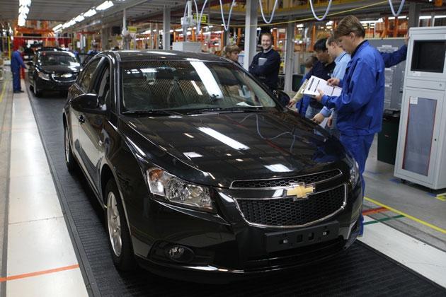 Российский автопром может потерять 20% объема производства из-за санкций