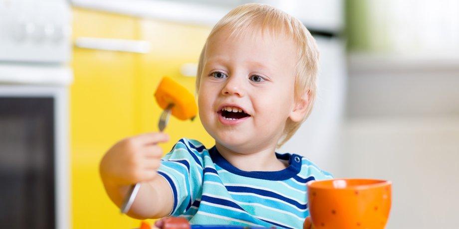 Битва за еду: детское питание по правилам и без