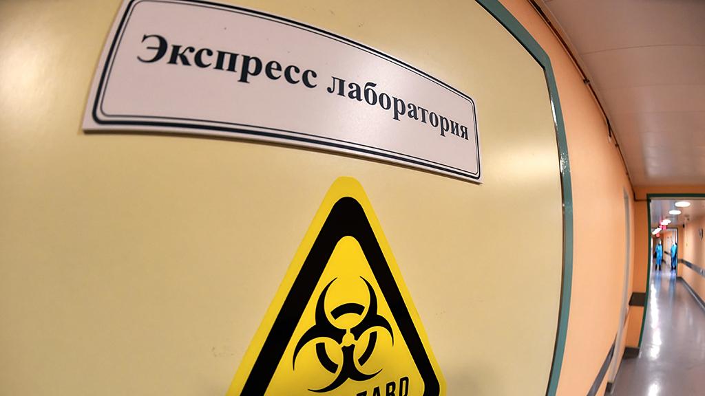 В России за сутки выявили 601 случай заражения коронавирусом
