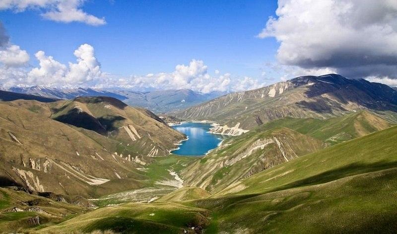 Кезеной-Ам — глубочайшее высокогорное озеро Северного Кавказа!
