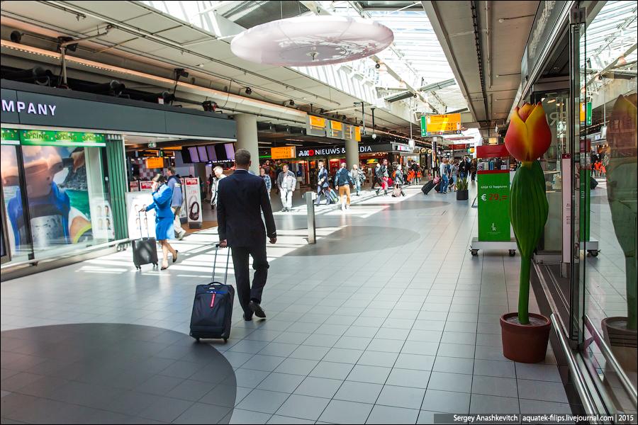 Сколько стоит такси из аэропорта в разных странах Европы