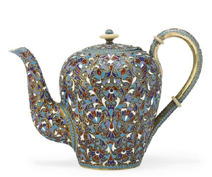Заварочный чайник 1900 г