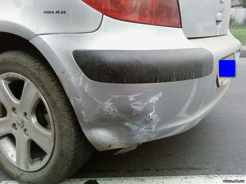 Как я заплатил за ремонт чужой машины, имея ОСАГО