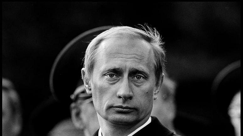 Американский фотограф рассказал, что увидел в глазах Путина