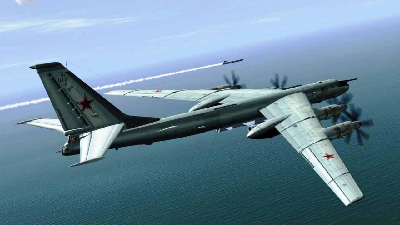 NORAD проморгал: Ту-95МС смогли нанести условный удар по противнику