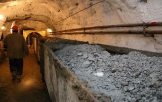 Во Львовской области около 100 шахтеров устроили подземный протест