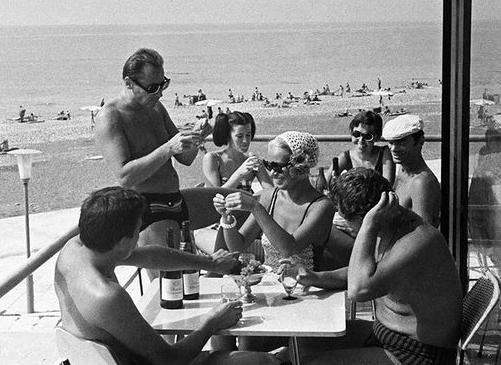 Курортный отдых в СССР