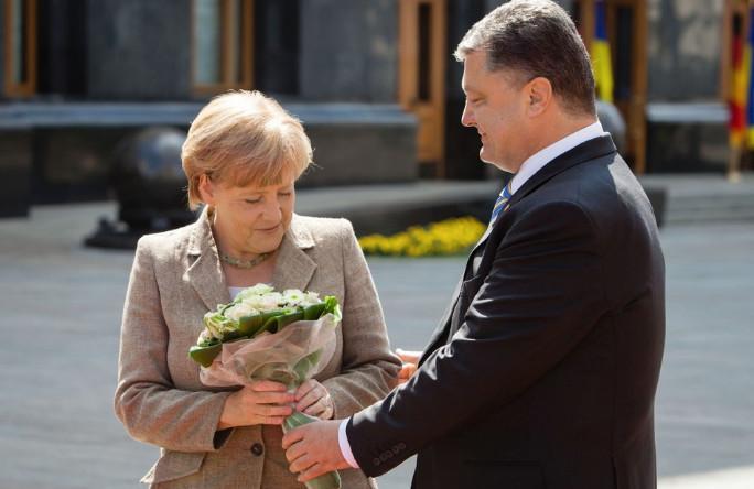 Ангела Меркель обвела вокруг пальца Украину