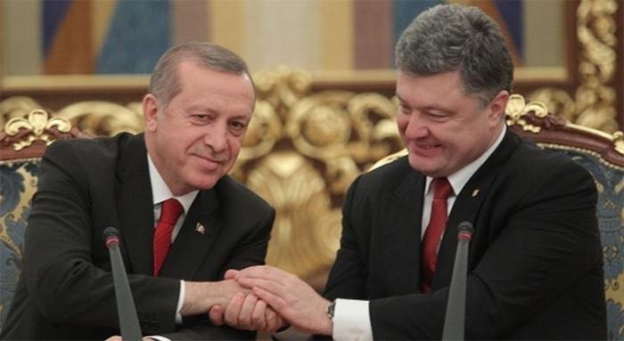 Эрдоган и Порошенко заключили сделку по мигрантам