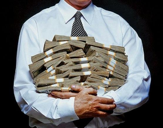 Только кокс выручает: Названы самые высокие зарплаты в России