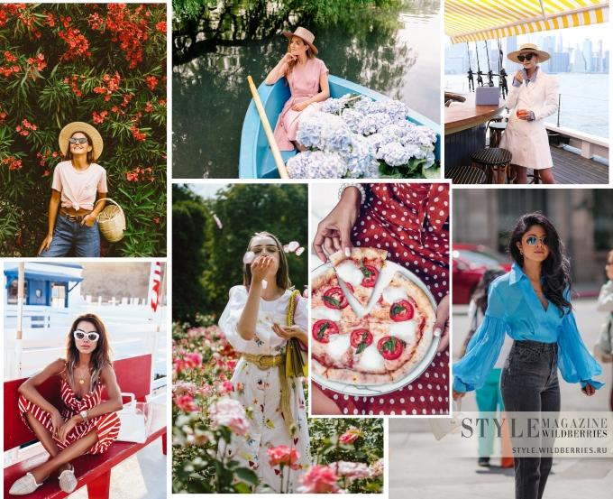 Лето в разгаре: Свежие образы от модных блогеров!