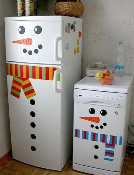 Снеговики....