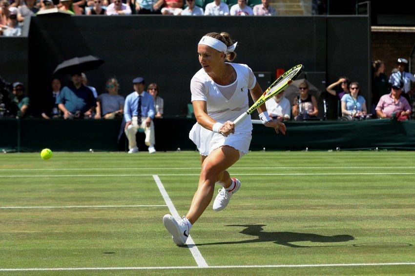 Кузнецова поднялась в рейтинге WTA