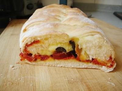 Кальцоне - закрытая пицца