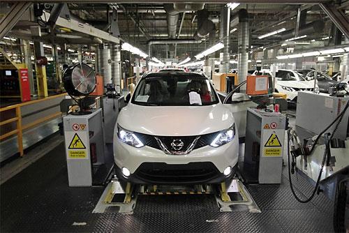 Nissan потратит €60 млн. на новую сборочную линию на АВТОВАЗе