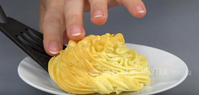 Фантастическая картошка-пюре к празднику.