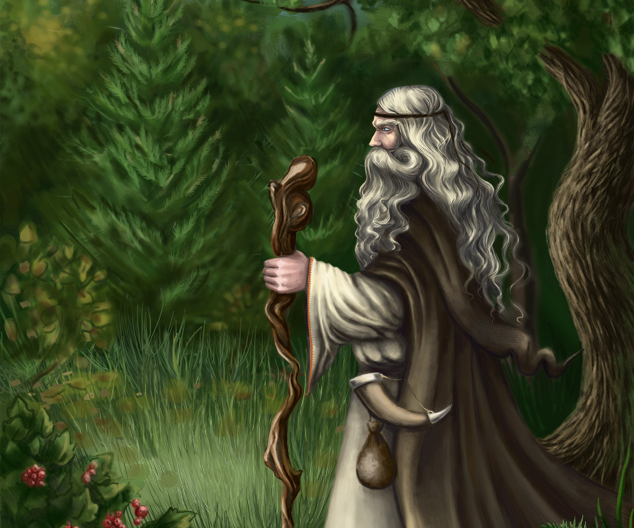 Мудрая притча о волшебнике