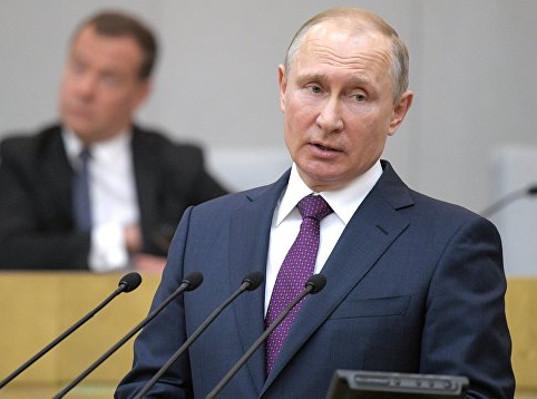 Путин про «хрюшек и огурцы»