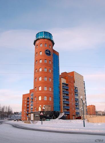 Кондопога маяк
