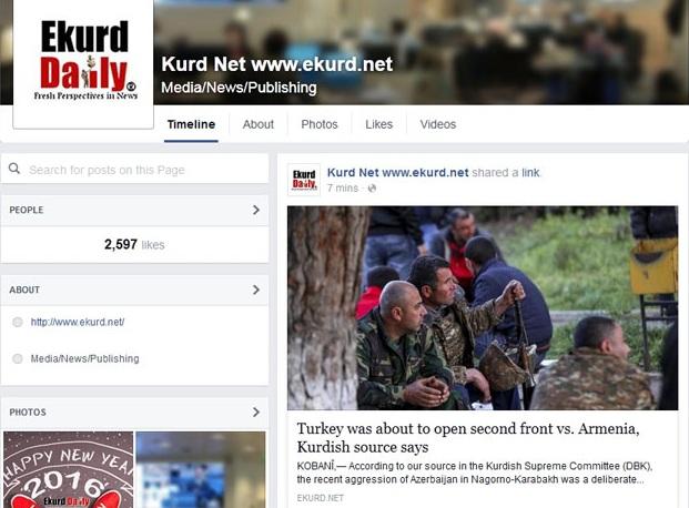 Курдский источник: Турция готовила для Армении второй фронт