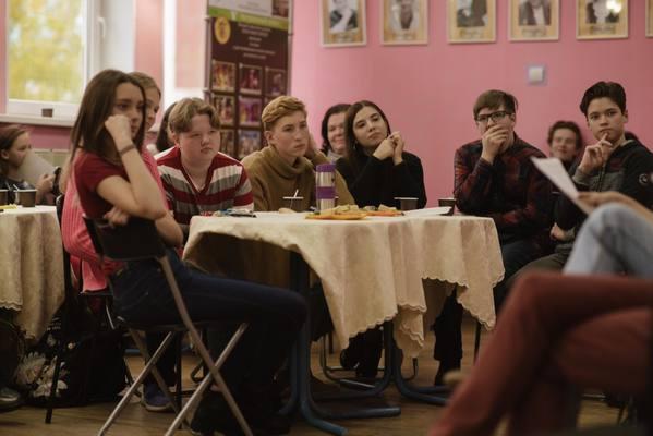 В уфимском Театре юного зрителя прошёл очередной этап проекта «ДрамКвадратик 2018»