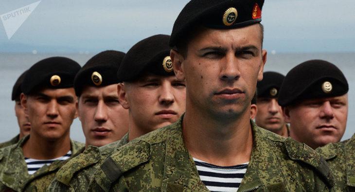 Американец в русской армии — В нутрии меня дремал, большой русский мужик