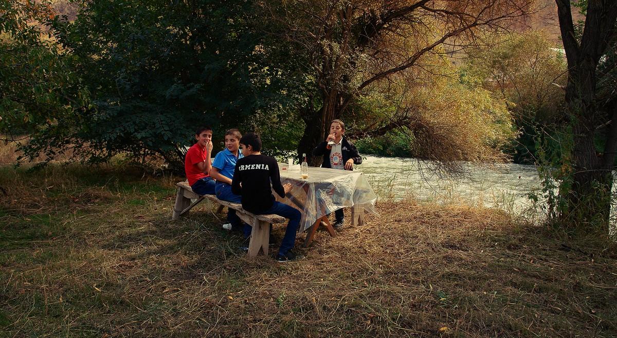 Areni23 Фестиваль вина в армянском Арени