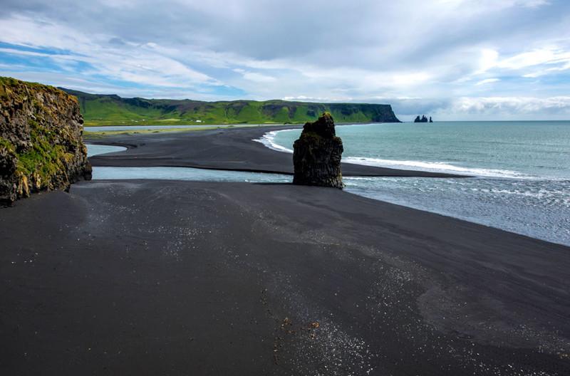 Дирхолаэй , Исландия в мире, красота, пейзажи, планета