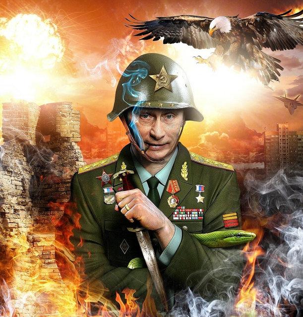 Падение рейтинга Путина может спровоцировать прямое вторжение в Украину: политолог