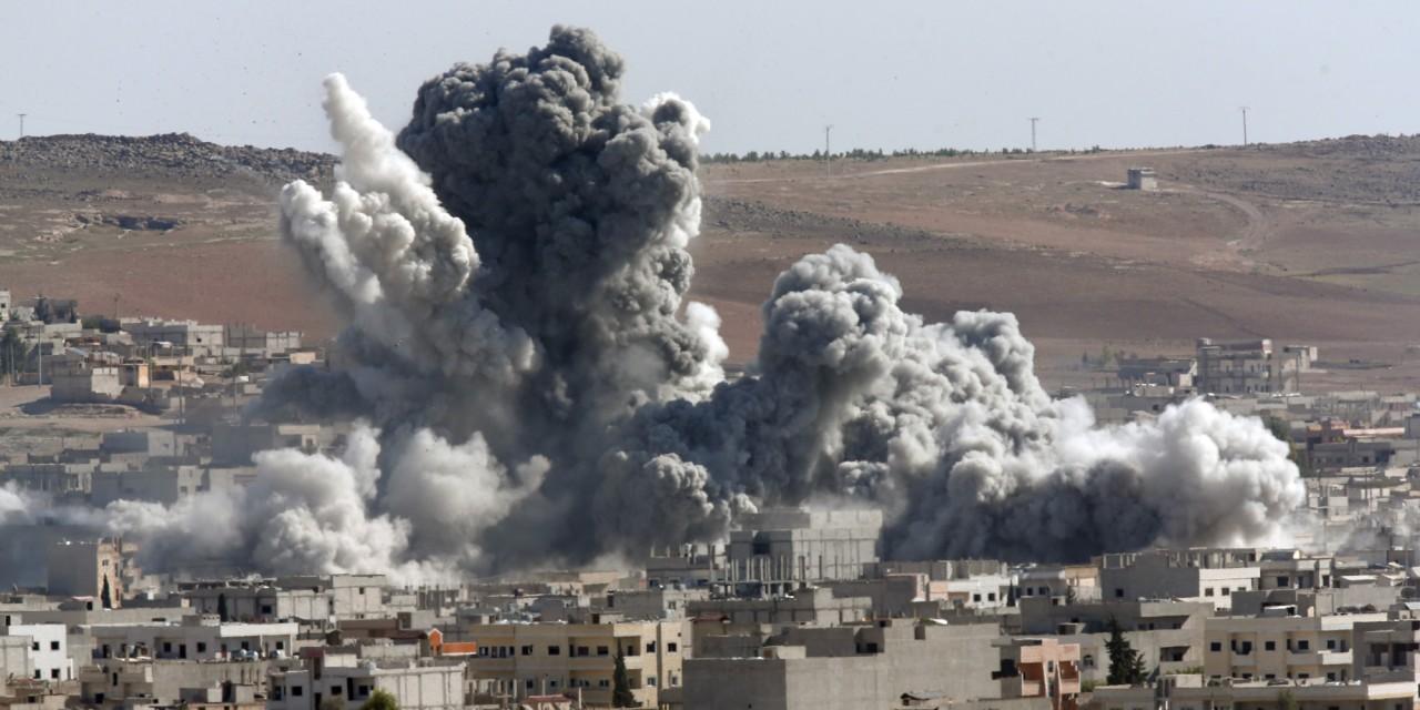 Ковровые бомбардировки Ракки: Минобороны России прокомментировали действия коалиции США в Сирии