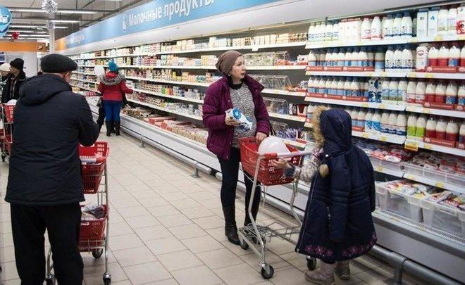 Молочный бойкот Белоруссии: …