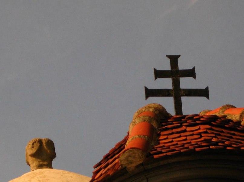 Четырёхликая голова из Плавец