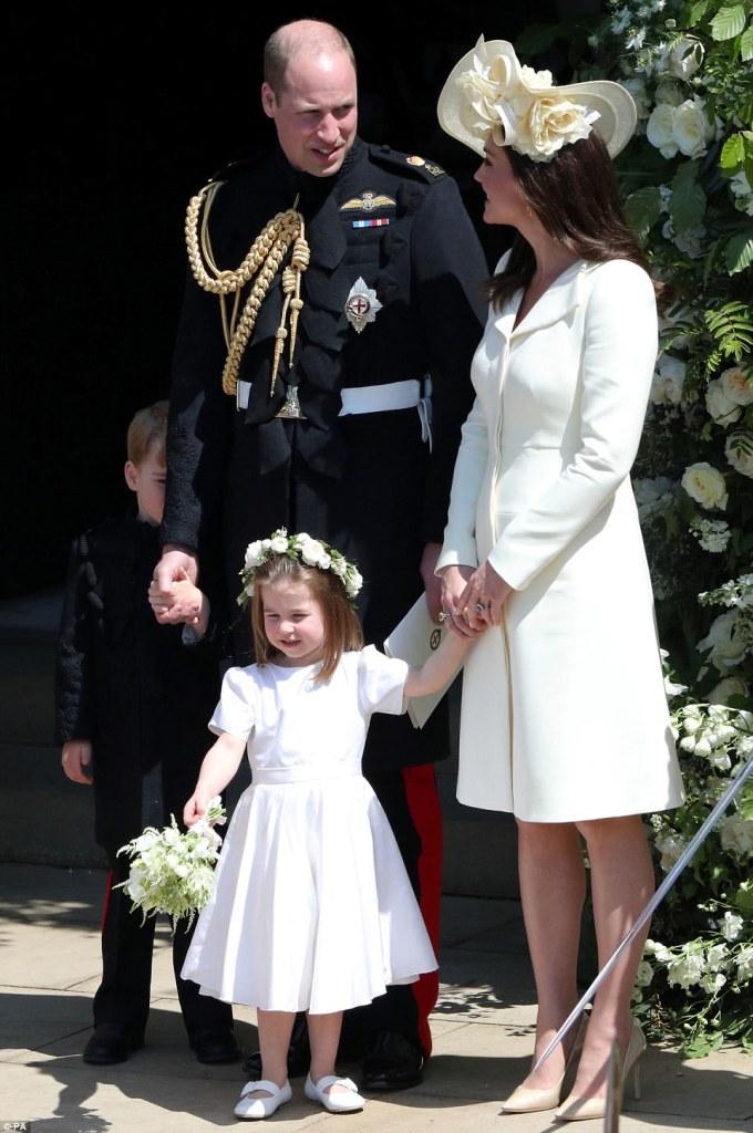 Royal Wedding 2018 – The Style