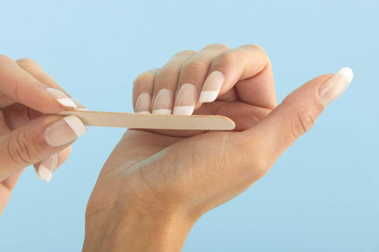 Как в домашних сделать красивую форму ногтей в домашних условиях
