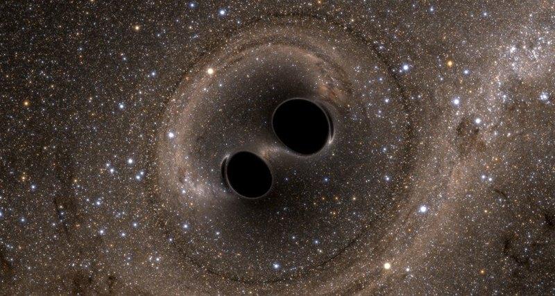 Учёные в четвёртый раз зафиксировали гравитационные волны