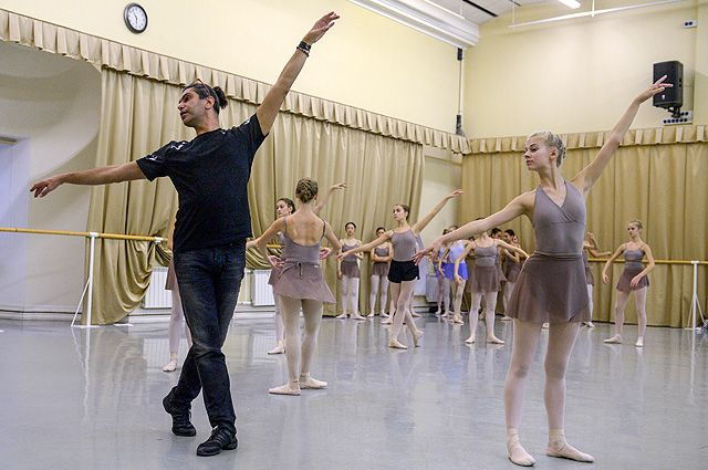 Николай Цискаридзе: «Просто я балет очень люблю!»