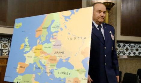 Пентагон: Россия отнимает у НАТО все плацдармы