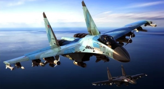 Российские истребители внезапно полетели в сторону США